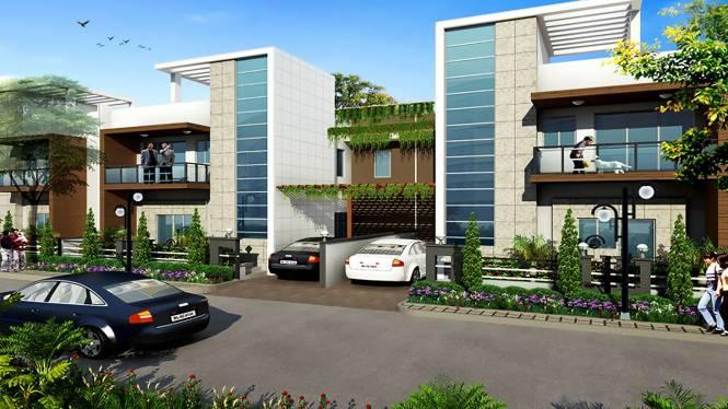 BPTP Park Elite Premium Villa Elevation