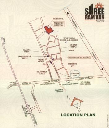RNA Shree Ram Van Location Plan
