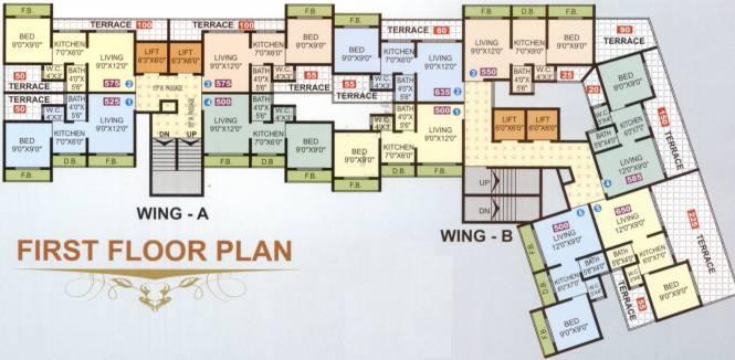 Sai Sai Heritage Cluster Plan
