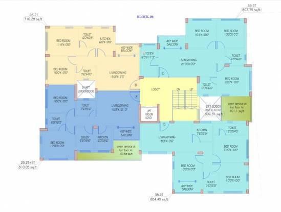 Arrjavv Sonar Kella Cluster Plan