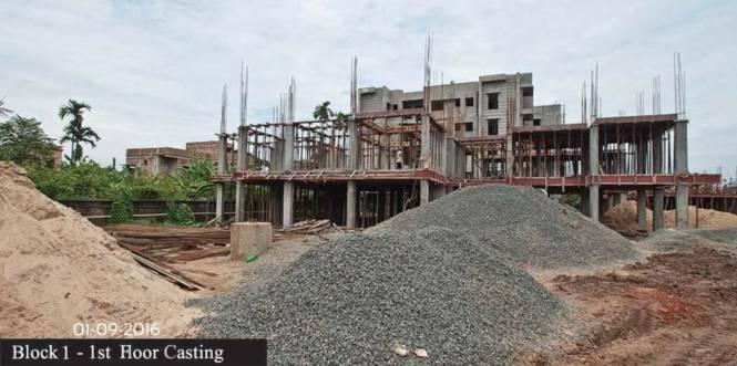 Arrjavv Sonar Kella Construction Status