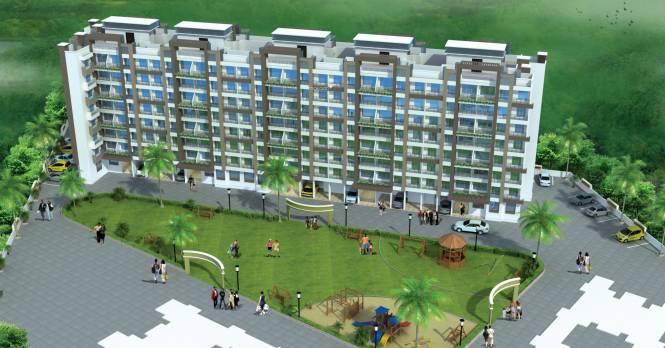 Bachraj Residency Elevation