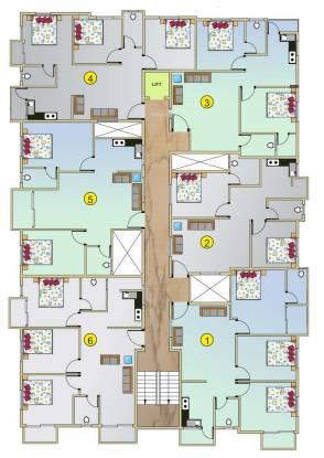 Aspen Gold Cluster Plan