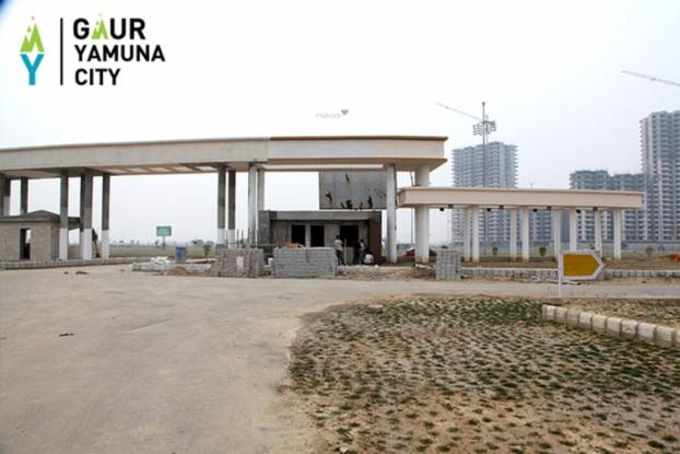 Gaursons 32nd Parkview Gaur Yamuna City Construction Status
