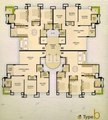 Sumukh Bilvam Heights Cluster Plan
