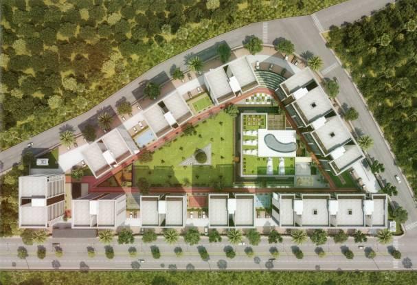Vaishnodevi Kingston Layout Plan