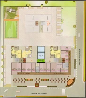 Narayan Coral Heights Cluster Plan