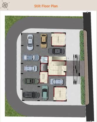 Casagrand Novus Cluster Plan