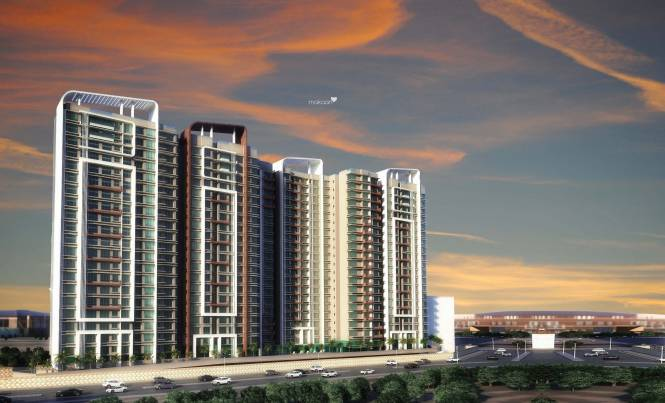 Shivam Imperial Heights Elevation