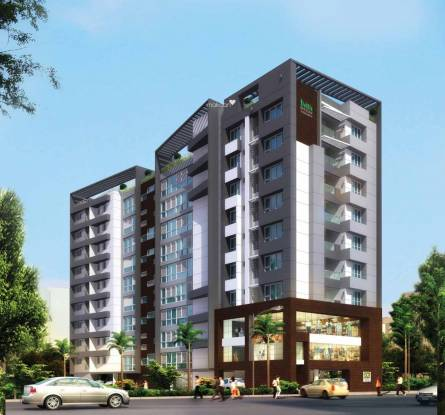 Bhoomi White Rose Elevation