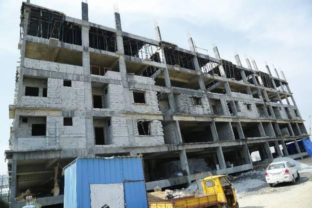 Spectra Metro Heights Construction Status