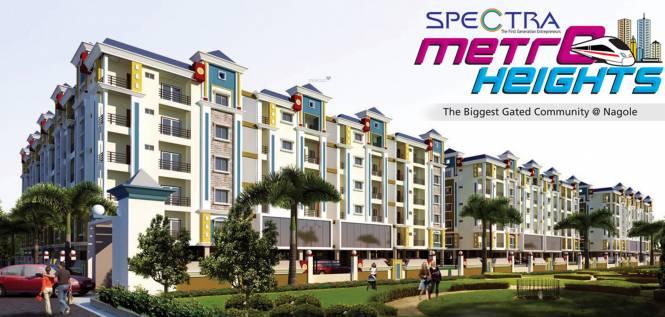 Spectra Metro Heights Elevation