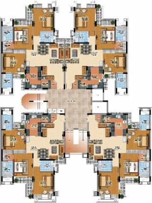 MI Rustle Court Cluster Plan