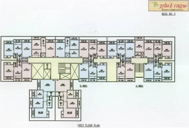 Five Gokul Nagar Cluster Plan