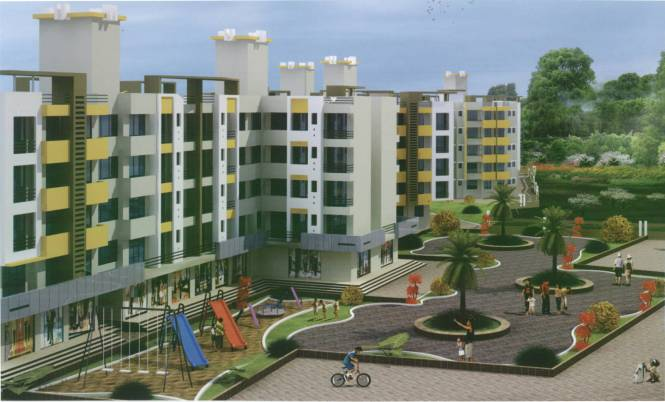 Five Gokul Nagar Elevation