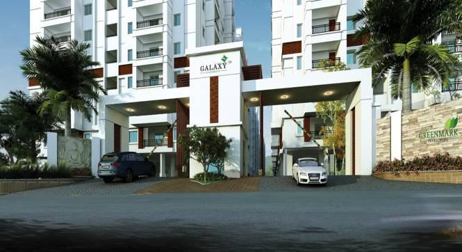 GreenMark Galaxy Apartments Elevation