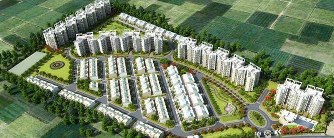 Ramnath City Phase I Elevation