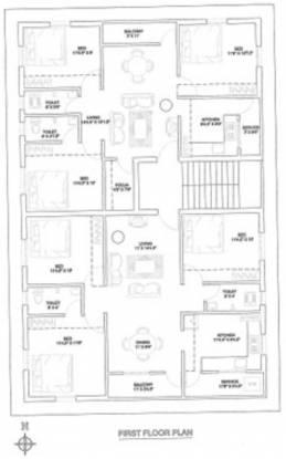 Congate Madipakkam Cluster Plan
