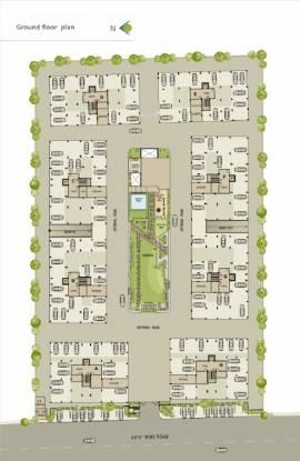 Shaligram Flora Cluster Plan