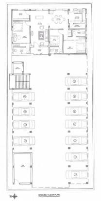 Congate Sri Sai Viswam Cluster Plan