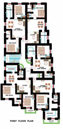 PVK Nakshatra Cluster Plan