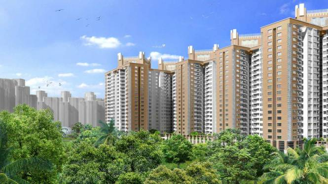 Shriram Green Field Phase 1 Elevation