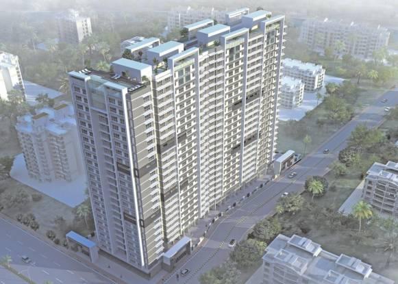 Raj Arcades Kalpavruksh Heights Elevation