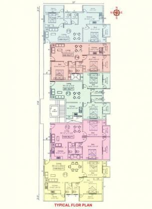 JHL Chengalpet Cluster Plan