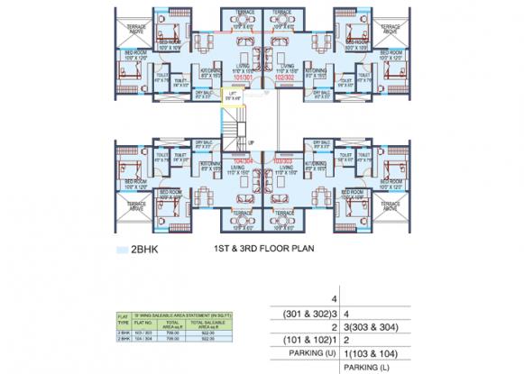 Suyog Sai Avishkar Cluster Plan