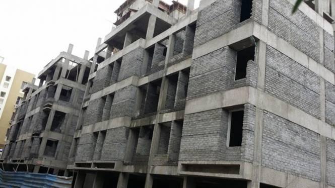 Suyog Sai Avishkar Construction Status
