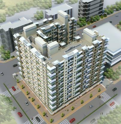 Raj Maitri and Eskon Heights Elevation