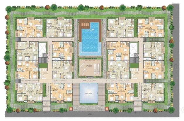 Neev Stone Oaks Site Plan