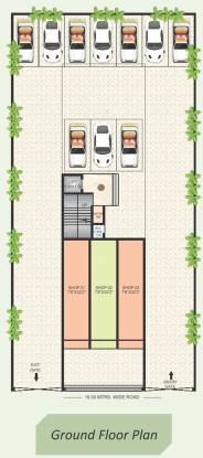 Evergreen Anand Avenue Cluster Plan