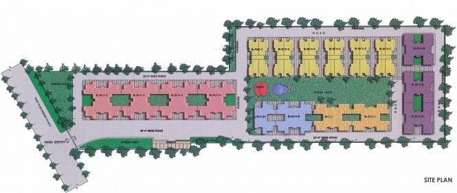 Pioneer Acme Heights Site Plan