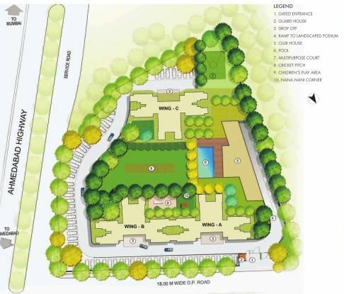 Lodha Casa Essenza Site Plan