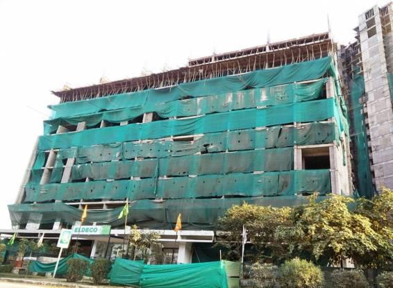 Eldeco Edge Construction Status