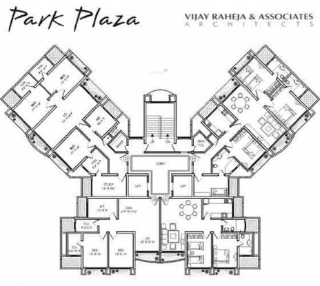Advantage Park Plaza Cluster Plan