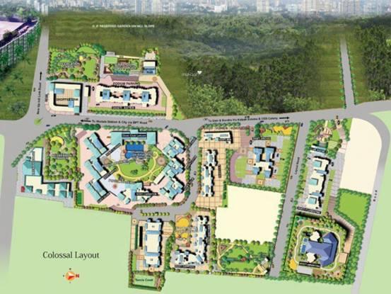 Dosti Acres Master Plan