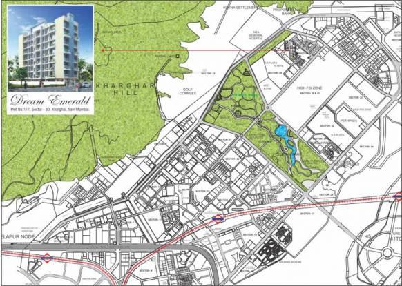 Dream Emerald Location Plan