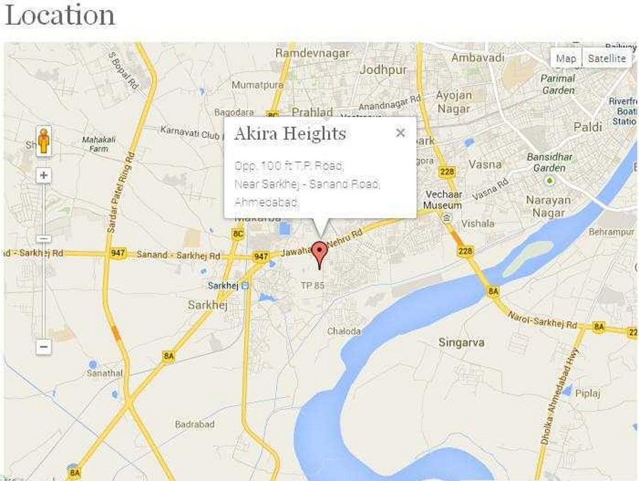 Myco Akira Heights in Sarkhej Ahmedabad Flats for Sale in Myco