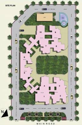 Avj Home Site Plan