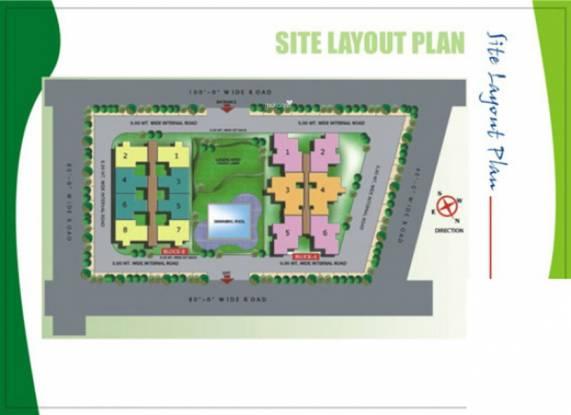Gardenia Greens Site Plan