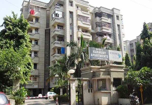Elixir Harmony Apartments Elevation