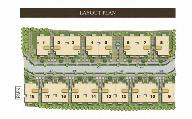 Landmark Avenue Layout Plan