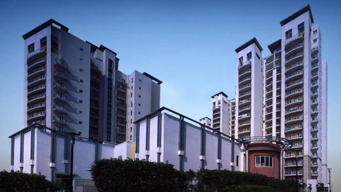 Unitech Uniworld City South Elevation