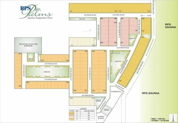 RPS Palms Master Plan