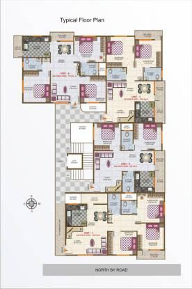 Nishitas MBVS Castle Cluster Plan