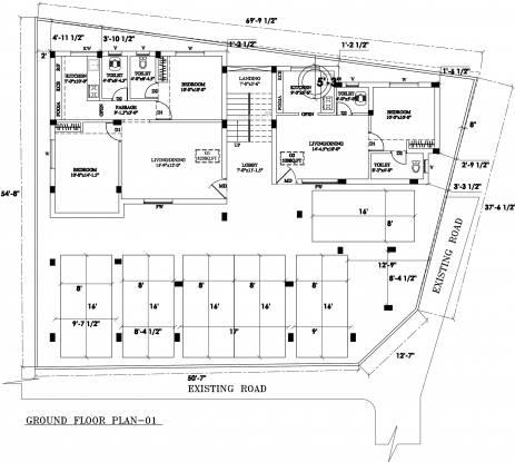 Infraz Valliz Cluster Plan