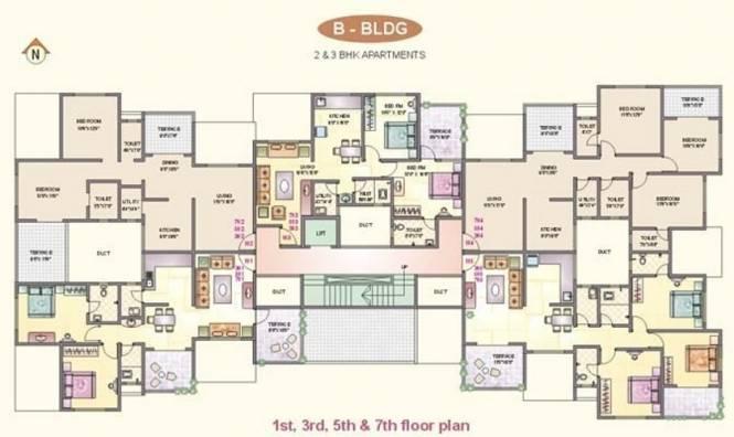 RK Nisarg Akash Cluster Plan
