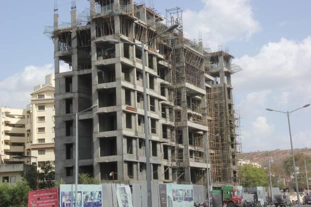 Geras Affinia Construction Status